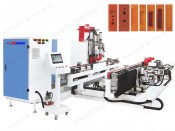 CNC DOOR LOCK-HINGE MILLING MACHINE