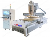 CNC ROUTER MACHINE AUTOMATIC REPLACEMENT