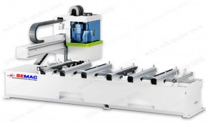 CNC BORING- ROUTING AND MACHINE CENTER