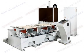 CNC MULTI-SPINDLE SLOT MILLING MACHINE