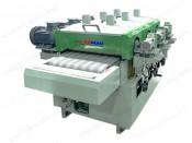 RUSTIC WOOD ROLLING SHUTTER MACHINE