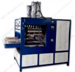 High frequency plastic injection machine