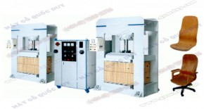 HIGH FREQUENCY WOOD BOARD JOINING MACHINE