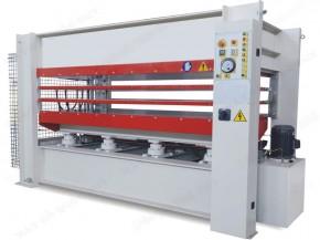 HYDRAULIC HOT PRESS MACHINE 120 TON