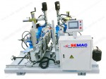 AUTOMATIC DOUBLE SIDE DRILLING CUTTING MACHINE