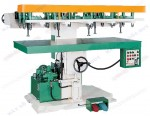 VERTICAL MULTIPLE LINE BORING MACHINE