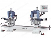 TWO HEAD DRILLING CUTTER
