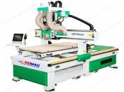 CNC ROUTER FOR DOOR LOCK MAKING MACHINE