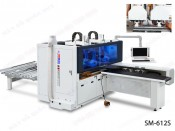 SIX-SIDED DRILLING AND MILLING MACHINING CENTER