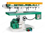 HYDRAULIC VERTICAL MULTIPLE SPINDLE BORING