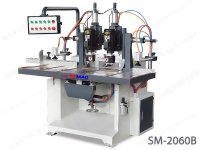 Horizontal Double End Mortising Machine