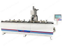 CNC VERTICAL AND HORIZONTAL DRILLING MACHINE