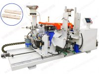 DRILLING TENON PLANTING MACHINE