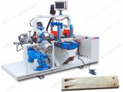 AUTOMATIC SIDE PANEL SLOT MILLING DRILLING MACHINE