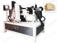 AUTOMATIC TRIANGULAR WOOD TENON MACHINE