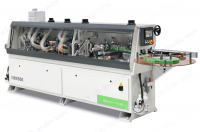 AUTOMATIC SINGLE-SIDED EDGE BANDING MACHINES