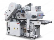 AUTOMATIC DOUBLE-SIDED PLANING MACHINE