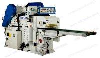 Short-wood double sided planer