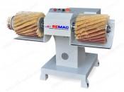 CURVED MINI BRUSH SANDING MACHINE