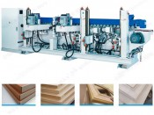 LINEAR EDGE SANDING MACHINE
