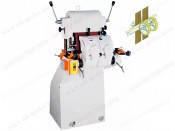DOUBLE BELT ROUND ROD SANDING MACHINE