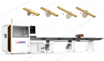 CNC OPTIMISING SAW MACHINE