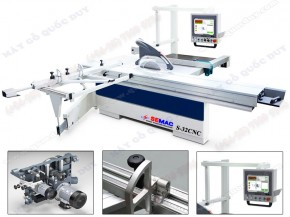 SLIDING TABLE SAW