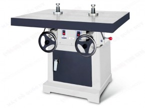 DOUBLE SPINDLE SHAPER