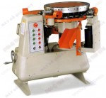 High speed dowel cross-cut and chamfering machine