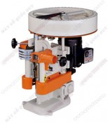 DOWEL CROSS-CUT AND CHAMFERING MACHINE