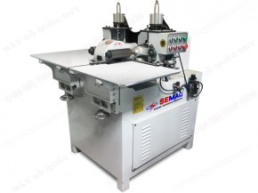 BENDING WOOD ROUNDED END MACHINE
