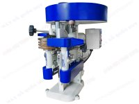 DOWEL CUT AND CHAMFERING MACHINE