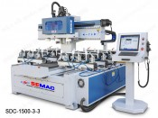 CNC SEAT MORTISING MACHINE 1500MM