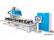 10 HEAD CNC SEAT MORTISING MACHINE
