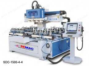 CNC SEAT MORTISING MACHINE 1M5