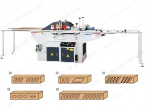 FULLY AUTO LOUVER GROOVERS MACHINE