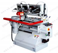 CONTINUOUS DOVETAILER (FOR CURVED BOARD)