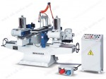 DOUBLE ENDED CIRCULAR SAWING WITH SHAPER MACHINE