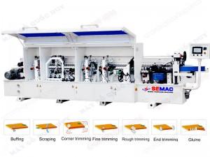 Máy dán cạnh thẳng tự động 7 chức năng SM-450 cao cấp tại TPHCM