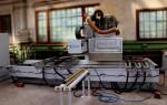 CNC WORKING CENTER