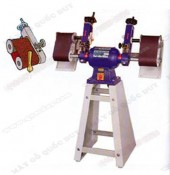 DOUBLE SHAFT SIMPLE SPONGE SANDING MACHINE