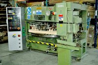 ROTARY TABLE PROFILE SHAPER AND SANDER
